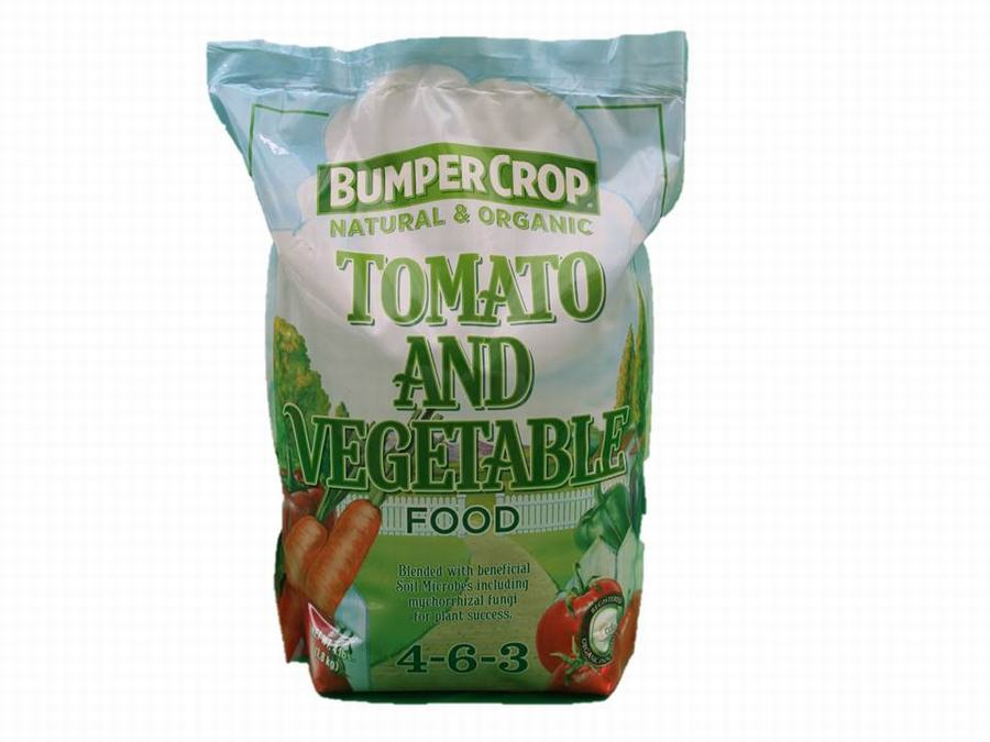 Bumper Crop Fertilizer Tomato & Vegetable