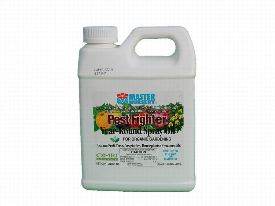 Master Nursery Pest Fighter Year Round Spray Oil Concentrate ... on outdoor insect spray, lawn insect spray, hibiscus insect spray,