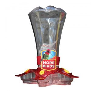Classic Hummingbird Feeder Bliss