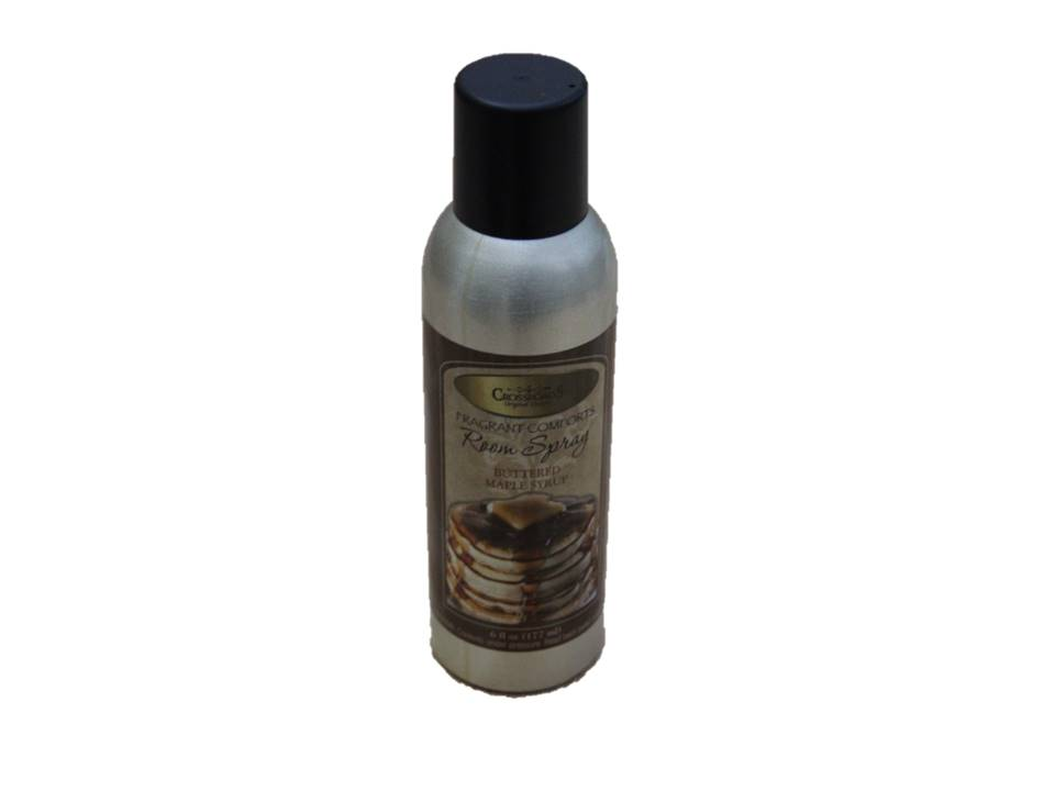 Crossroads Spray Buttered Maple- 6 oz