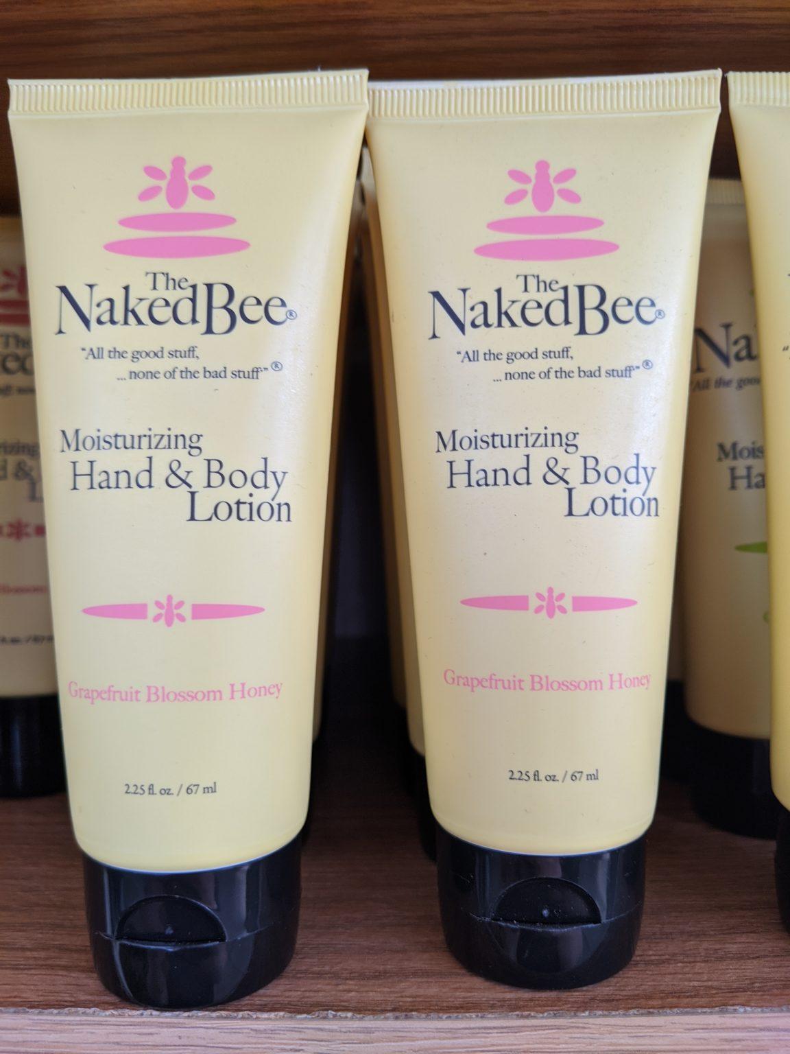 Naked Bee Lotion Grapefruit Blossom - 2.25 oz - Wilsons