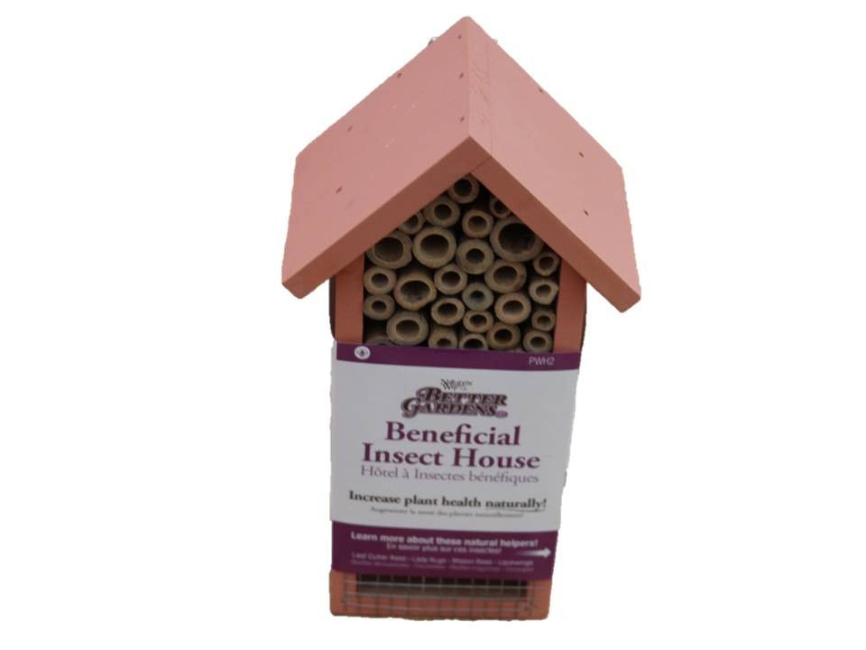 Nature Insect House Dual