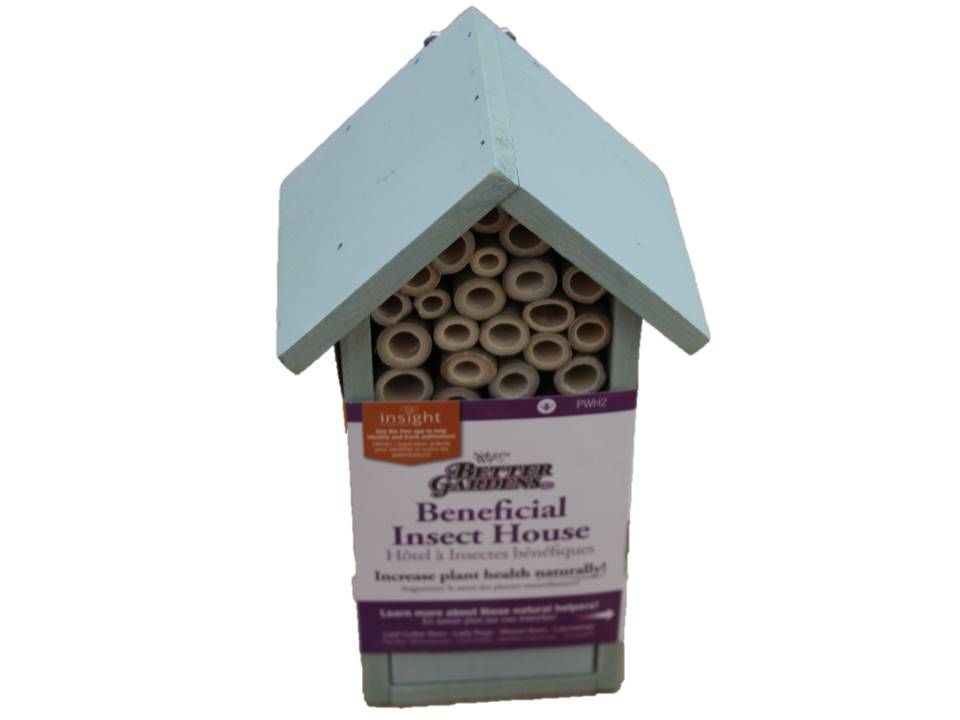 Nature Insect House Dual Blue