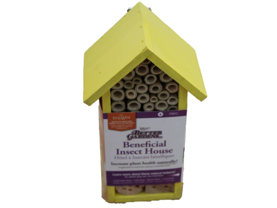 Nature Insect House Dual Yellow