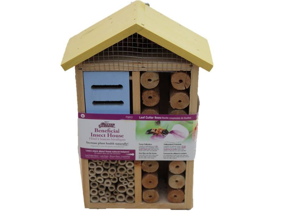 Nature Insect House Multi Chamber