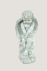 Cherub Thoughtful