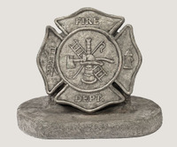 Fireman's Maltese Cross