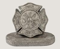 Fireman's Maltese Cross