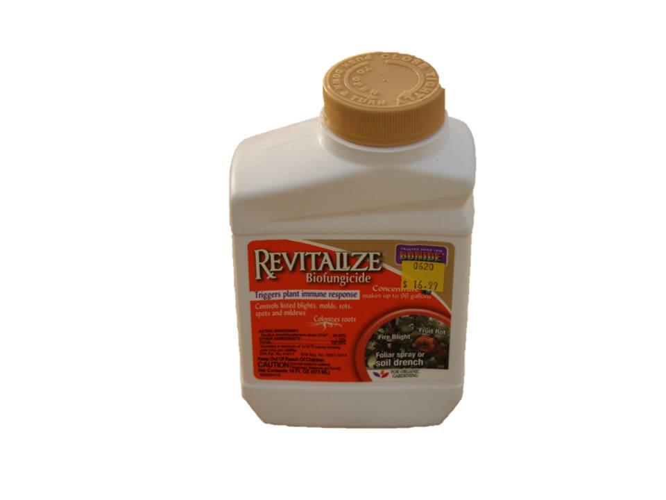 Bonide Bio Fungicide Revitalize Concentrate