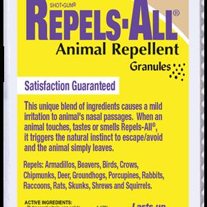 Bonide Repels All Granules 1.25 lbs