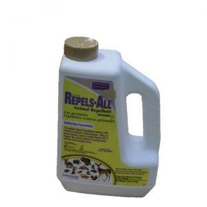 Bonide Repels All Granules - 3 Pounds