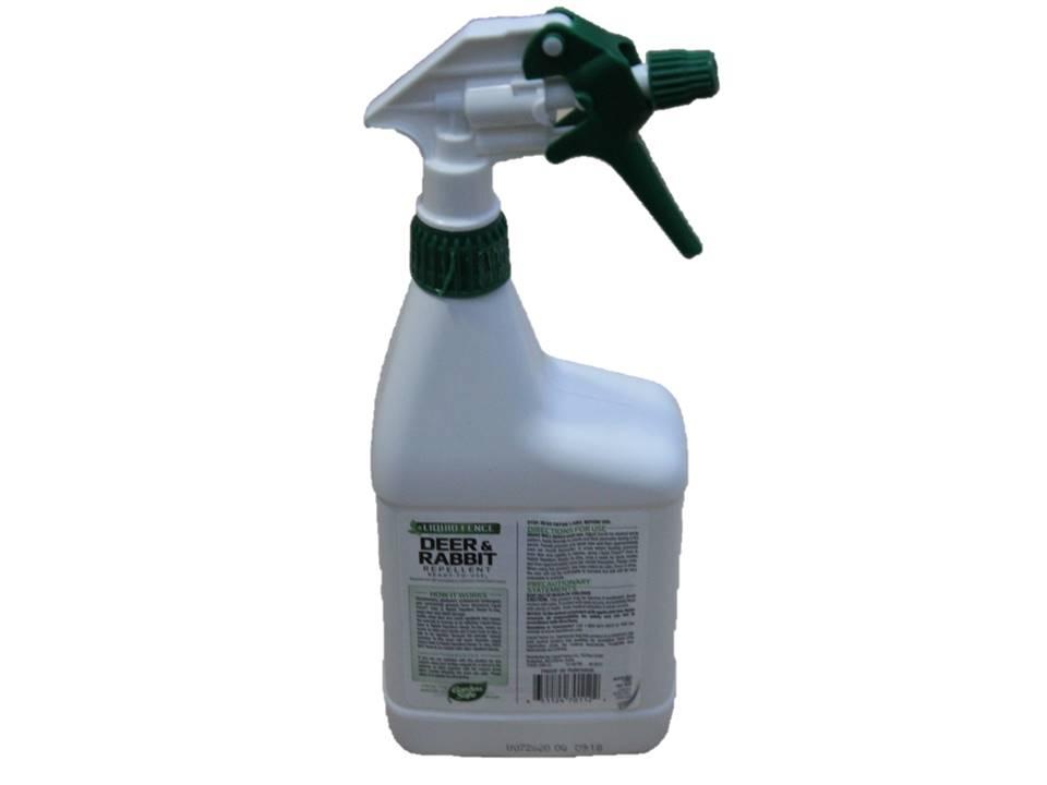 Liquid Fence Deer & Rabbit Repellent RTU 32 oz