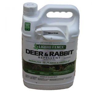 Liquid Fence Deer & Rabbit Repellent RTU - Gallon