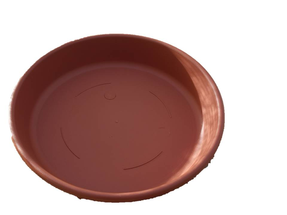 Akro Saucer Classic Clay 10