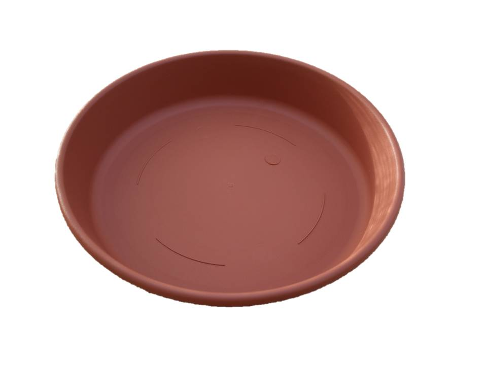 Akro Saucer Classic Clay 12