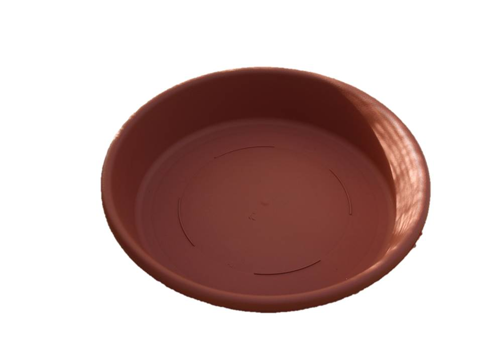 Akro Saucer Classic Clay 8