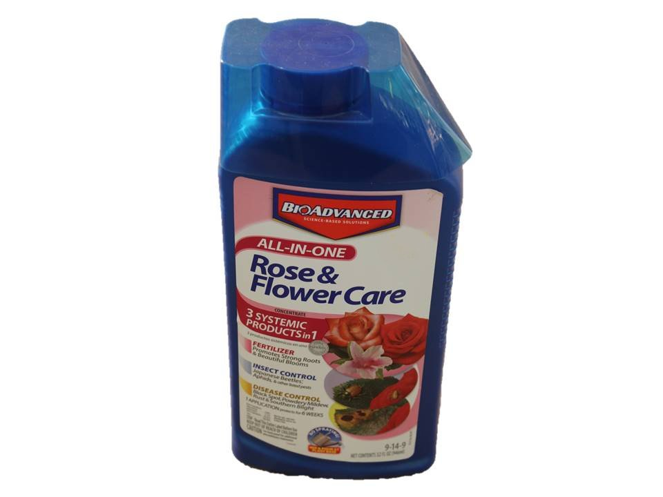 Bayer Rose & Flower All in One
