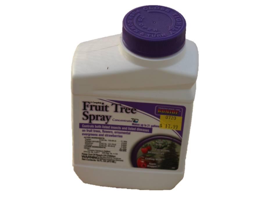 Bonide Fruit Tree Spray - Pint