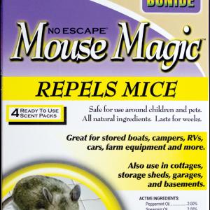 Bonide Mouse Magic - 4 pkg