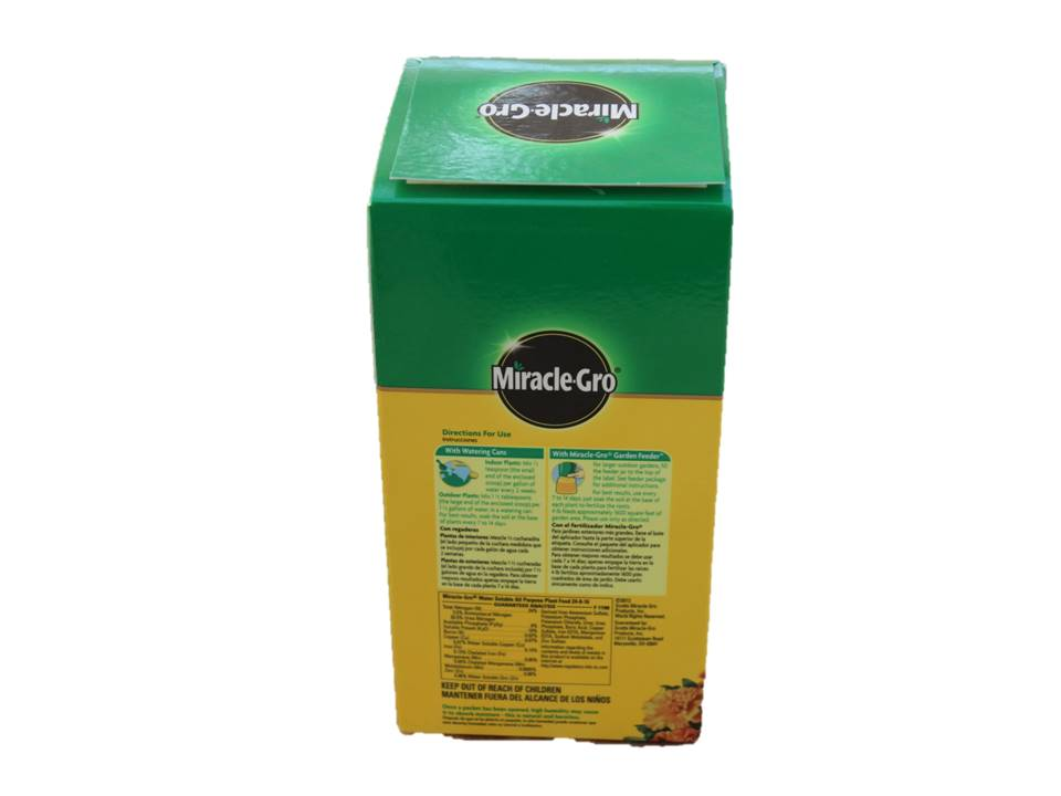 Scotts Miracle-Gro® All Purpose Plant Food