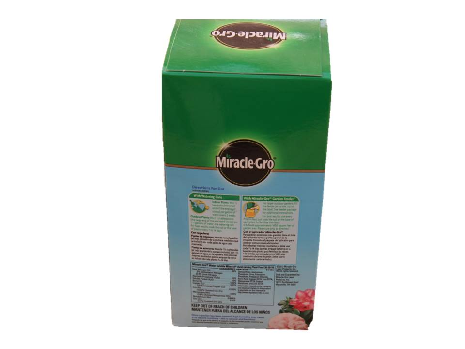 Scotts Miracle-Gro® Miracid