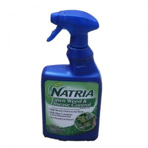 Bayer Natria Lawn Weed Disease Control