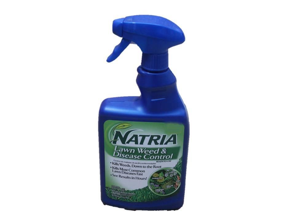 Bayer Natria Lawn Weed Disease Control