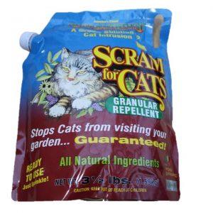 Enviro Scram For Cats - 3.5 lbs