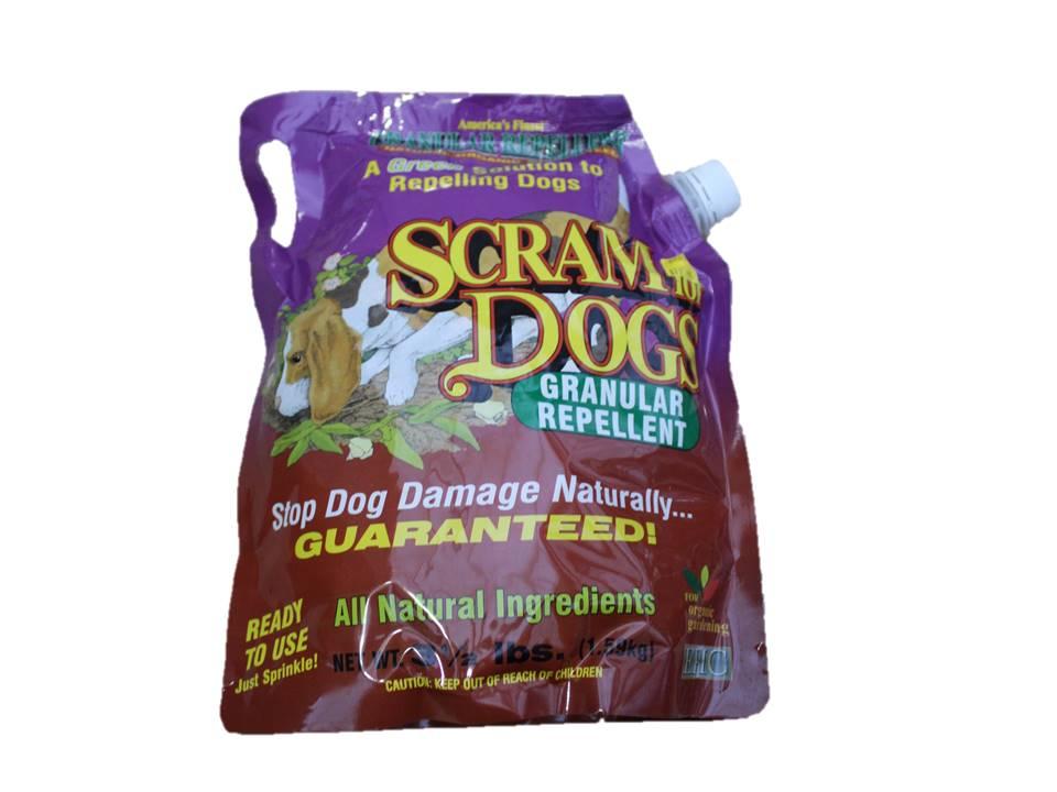 Enviro Scram For Dogs