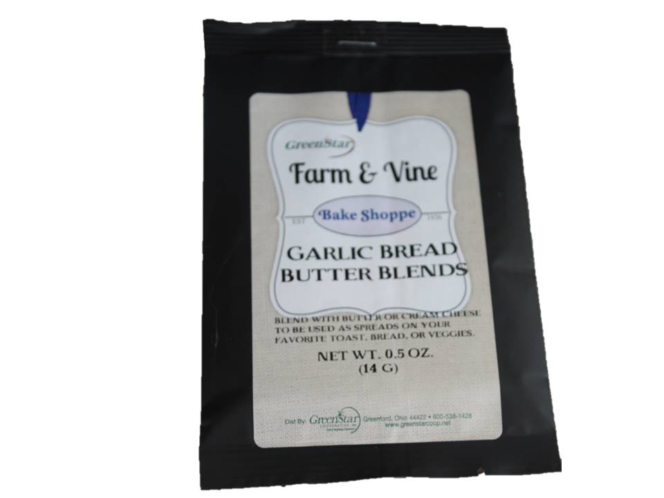 Farm & Vine Garlic Butter Blends