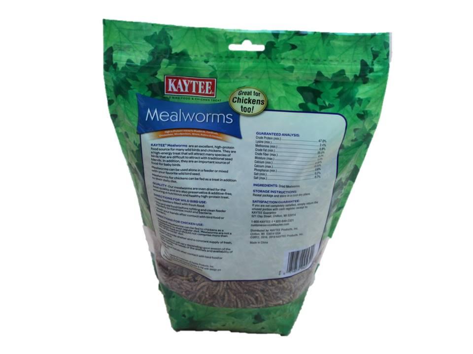Kaytee Mealworm - 17.6 oz