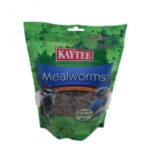 Kaytee Mealworm Pouch - 7 oz