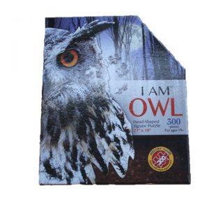 MC Puzzle I Am Owl