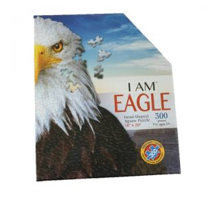 Madd Capp Puzzle I Am Eagle - 300 Piece