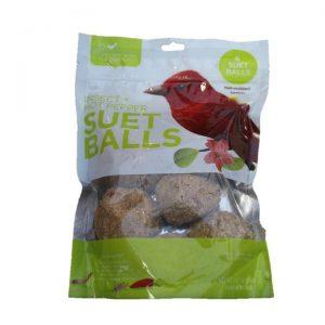 Pac Suet Balls Insect Hot Pepper - 6pkg