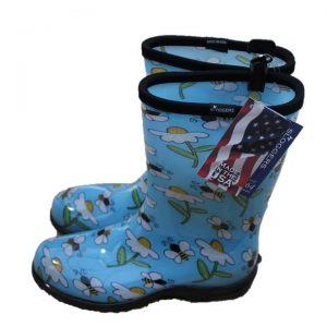 Sloggers Garden Boot Bee Blue