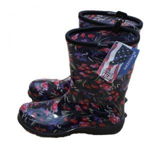Sloggers Garden Boot Fresh Cut Navy