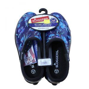 Sloggers Garden Shoe Fresh Cut Blue - Size 6