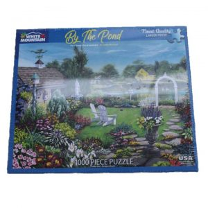 WPM Puzzle By The Pond -1,000 Piece