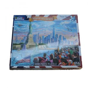 WPM Puzzle Statue Of Liberty