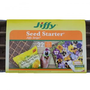 Jiffy Greenhouse Strip N' Tray 32 Cell