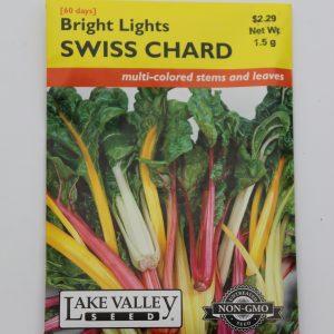 Lake Valley Swiss Chard Bright Lights