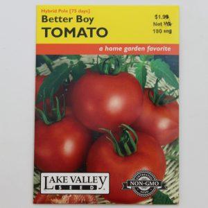 Lake Valley Tomato Better Boy