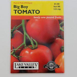 Lake Valley Tomato Big Boy