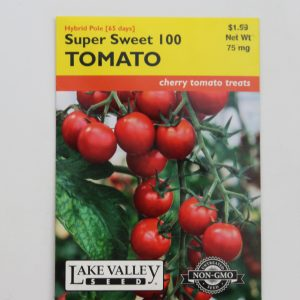 Lake Valley Tomato Super Sweet 100