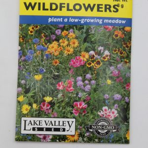 Lake Valley Wildflowers Dwarf Mix