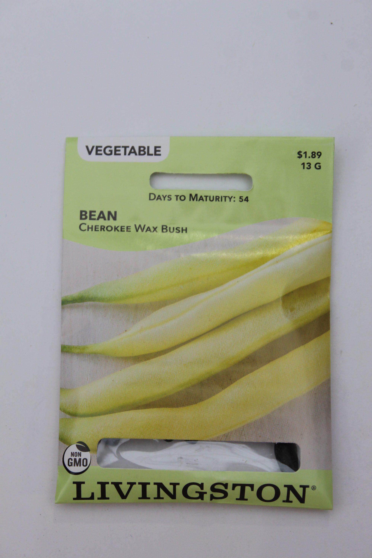 Livingston Bean Cherokee Wax Bush