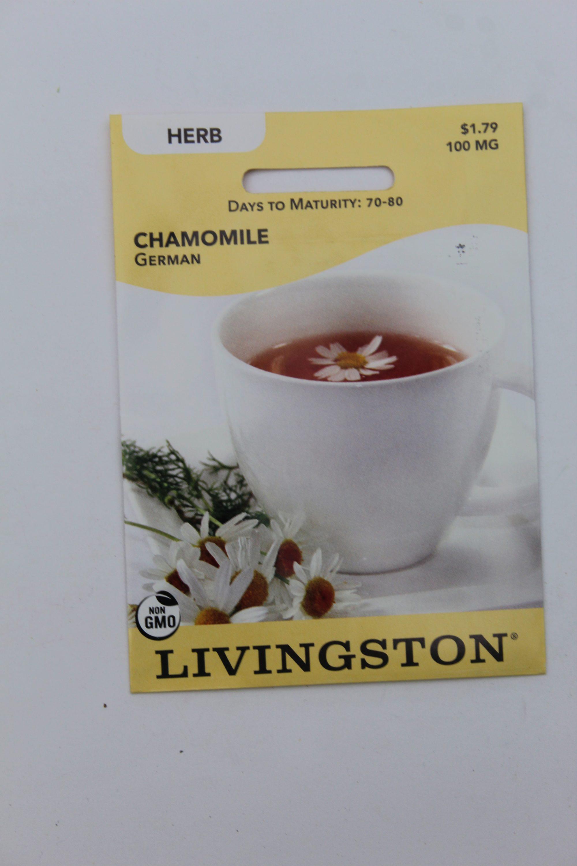 Livingston Chamomile German