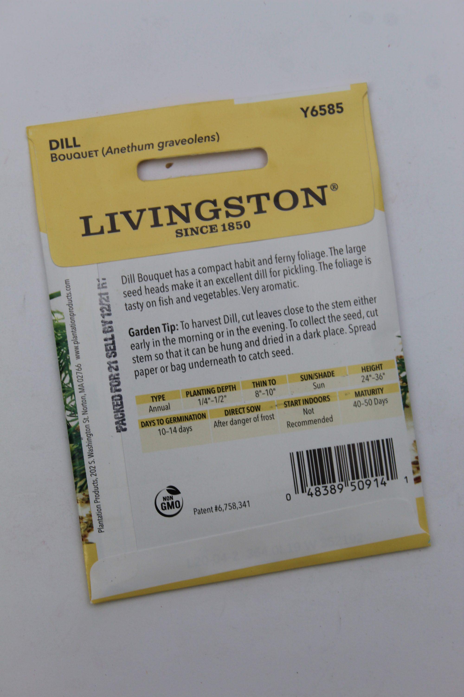 Livingston Dill Bouquet