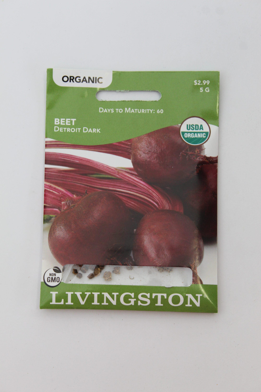 Livingston Organic Beet Dretroit Dark